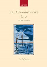 EU Administrative Law | Paul Craig |