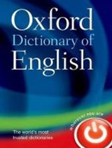 Oxford Dictionary of English | auteur onbekend |