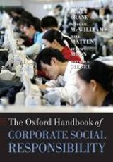 The Oxford Handbook of Corporate Social Responsibility | auteur onbekend |