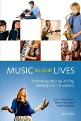 Music in Our Lives | Mcpherson, Gary E. ; Davidson, Jane W. ; Faulkner, Robert |