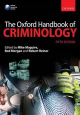 Oxford Handbook of Criminology | Mike Maguire |