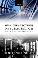 New Perspectives on Public Services | Christopher Pollitt |