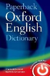 Oxford english dictionary |  |