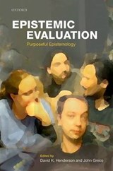 Epistemic Evaluation | David Henderson |