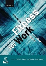 Fitness for Work | Keith T. Palmer |