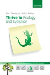 Thrive in Ecology and Evolution | Alan Beeby |