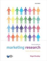 Marketing Research: Tools and Techniques | Nigel Bradley |