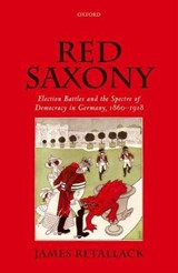 Red Saxony | James Retallack |