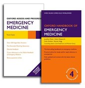 Oxford Handbook of Emergency Medicine and Oxford Assess and