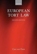 European Tort Law | Cees van Dam |