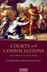 Courts and Consociations | Christopher McCrudden |
