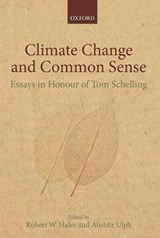 Climate Change and Common Sense | auteur onbekend |