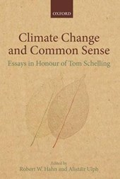 Climate Change and Common Sense