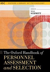 The Oxford Handbook of Personnel Assessment and Selection |  |