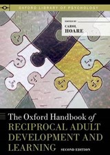 The Oxford Handbook of Reciprocal Adult Development and Learning | auteur onbekend |