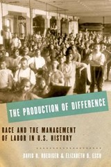 The Production of Difference | Roediger |