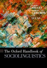 The Oxford Handbook of Sociolinguistics |  |