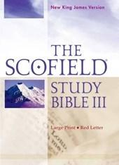 Scofield Study Bible III-NKJV-Large Print