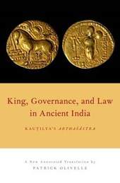 King, Governance, and Law in Ancient India