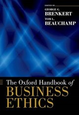 The Oxford Handbook of Business Ethics | George G Brenkert |