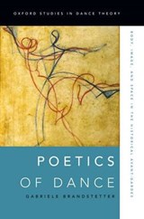 Poetics of Dance | Gabriele Brandstetter |