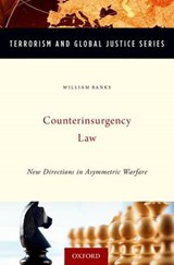 Counterinsurgency Law | William Banks |