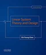 Linear System Theory and Design | Chi-Tsong Chen |