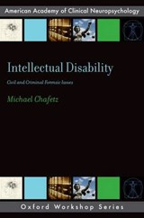 Intellectual Disability | Chafetz, Michael, Ph.D. |