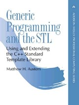 Generic Programming and the STL | Matthew H. Austern |