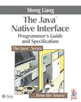 Java(tm) Native Interface | Sheng Liang |