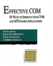 Effective Com | Don Box |
