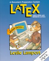 Latex | Leslie Lamport |