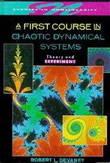 A First Course in Chaotic Dynamical Systems | Robert L. Devaney |