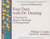 Four Days with Dr Deming | William J. Latzko |