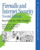 Firewalls and Internet Security | Cheswick, William R. ; Bellovin, Steven M. ; Rubin, Aviel D. |