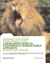 Leading a Software Development Team | Whitehead Richard |