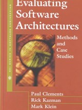 Evaluating Software Architectures | Paul Clements |