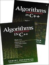 Bundle of Algorithms in C++, Parts 1-5