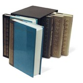 Computers & Typesetting, Volumes A-E Boxed Set