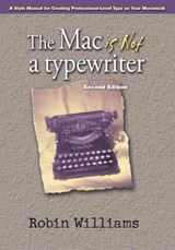 The Mac Is Not a Typewriter | Robin Williams |