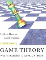 Game Theory With Economic Applications | H. Scott Bierman |
