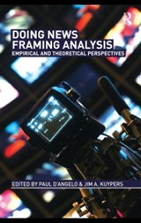 Doing News Framing Analysis | auteur onbekend |
