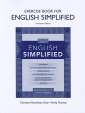 English Simplified Exercise Book