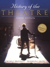 History of the Theatre | Brockett, Oscar Gross ; Hildy, Franklin J. |