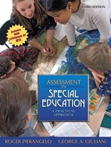 Assessment in Special Education | Roger Pierangelo |