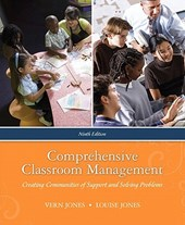 Comprehensive Classroom Management | Vernon F. Jones & Louise Jones |