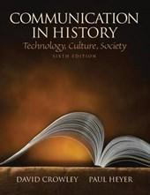 Communication in History | David Crowley |
