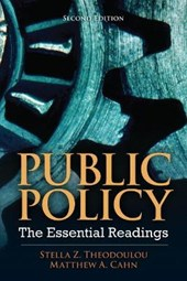 Public Policy | Theodoulou, Stella Z. ; Cahn, Matthew A. |