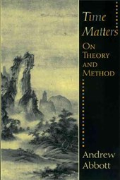 Time Matters - On Theory & Method