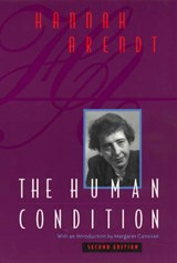The Human Condition | Hannah Arendt |